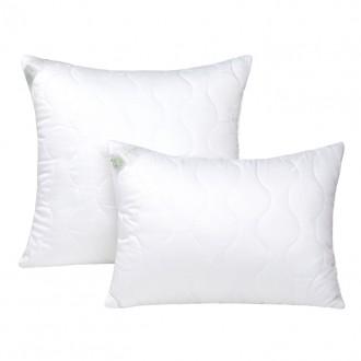 «Эвкалипт» - подушка в стеганом чехле