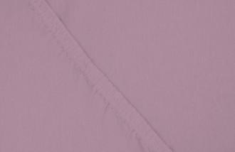 Простыня на резинке Трикотажная — фиолетовый